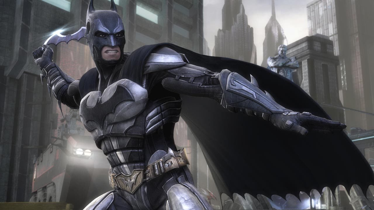 Injustice gods among us ps4pc review commentary youtube voltagebd Images