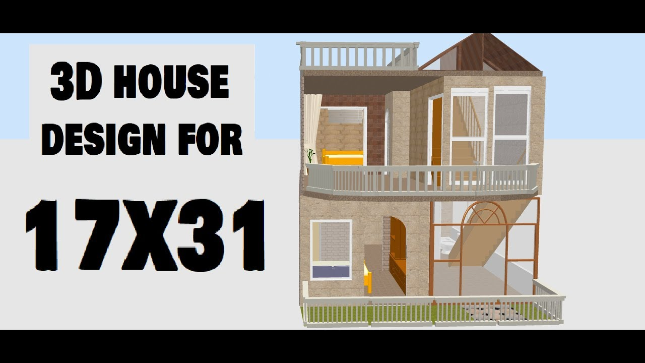 Great House Plan For 17X31 Video By Build Your Dream House Pictures Gallery