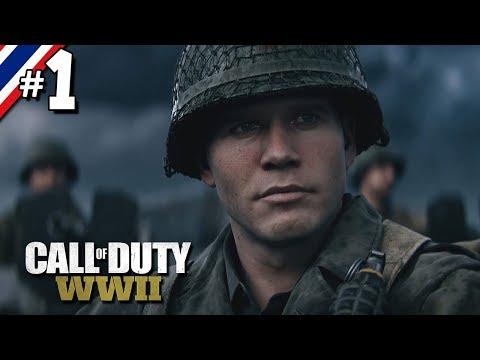 Call of Duty: WW2 #1 ยกพลขึ้นบก