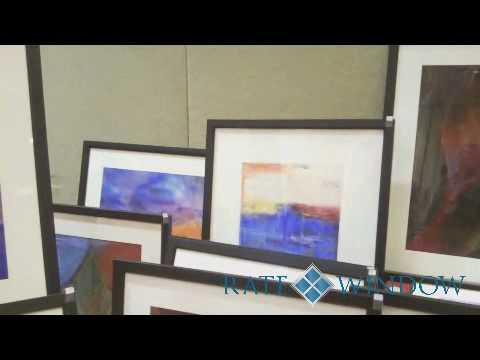 Mark Warner Interviews Karina Silver about choosing artwork