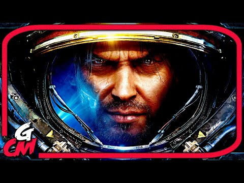 STARCRAFT 2: Wings of Liberty - Film Completo ITA Game Movie 1080p