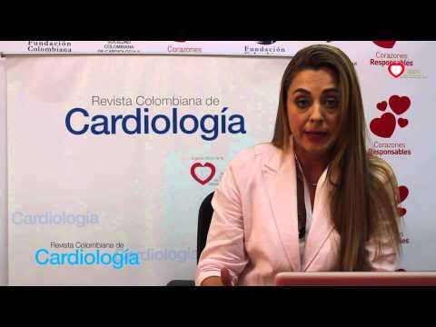 Enfermedad cardíaca durante el embarazo. Dra. Ana Munera