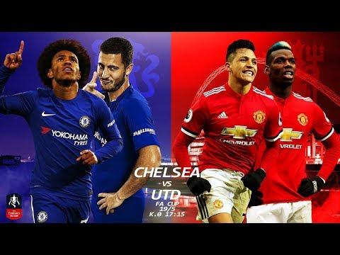 2017-18 FA Cup Final Promo - Chelsea vs Man Utd