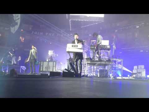[4K] for KING & COUNTRY - Run Wild feat. KB & Fix My Eyes - Winter Jam 2016, Chattanooga TN 1/10/16