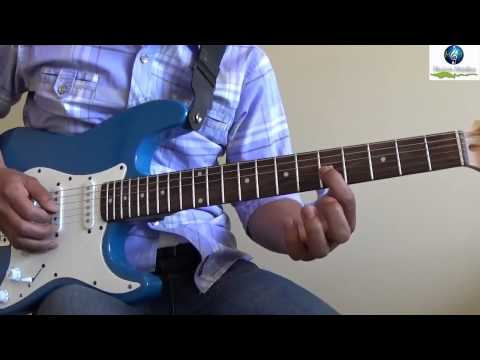 EL SHADDAI- NEW WINE ( TUTORIAL GUITARRA 3 )