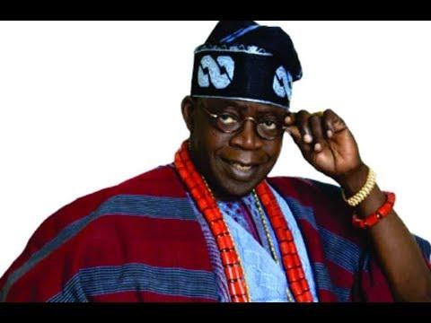 Bola Ahmed Adekunle Tinubu and Igbo International Trade Fair in Lagos