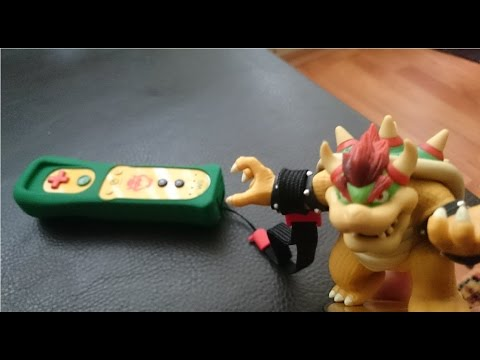 Bowser Wii Remote Unboxing WTF