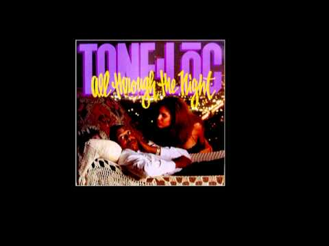 Tone Loc Feat El DeBarge - All Through The Night (The Brand New Heavies Remix)