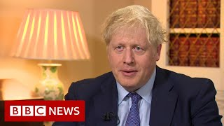 Boris Johnson: Replace Iran nuclear plan with 'Trump deal' - BBC News