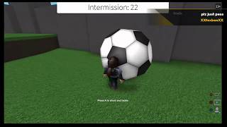 ROBLOX| Kick Off - PASS THE BALL w/ ThunderGodGamin, lts pilot and OctalParty10784