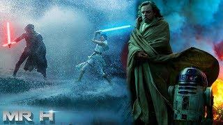 Star Wars The Rise Of Skywalker Knights Of Ren, New Aliens, Luke Skywalker & More REVEALED