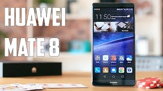Huawei Mate 8, Review en Español