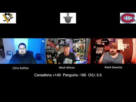 Montreal Canadiens vs Pittsburgh Penguins 8/7/20 NHL Pick and Prediction Stanley Cup Playoffs