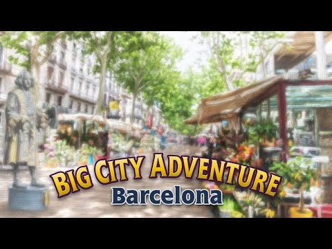 Big City Adventure: Barcelona Gameplay & Game Download