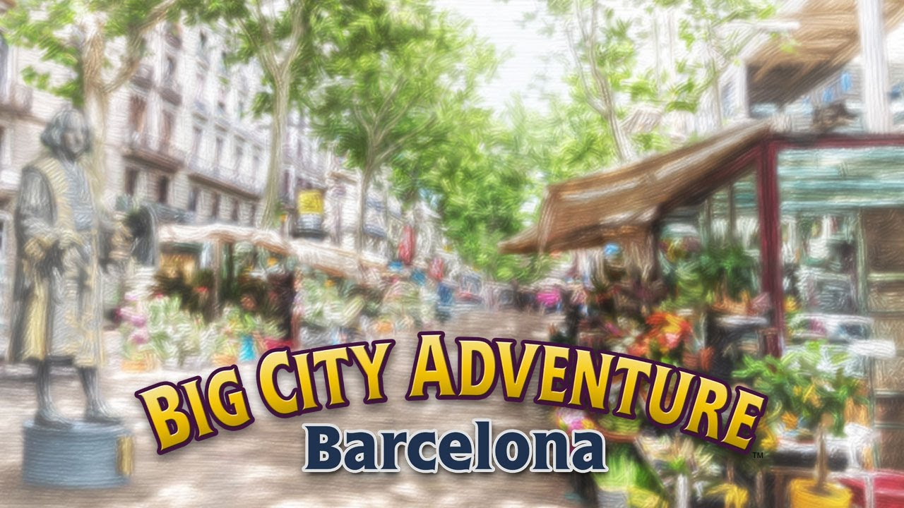 big city adventure barcelona free download