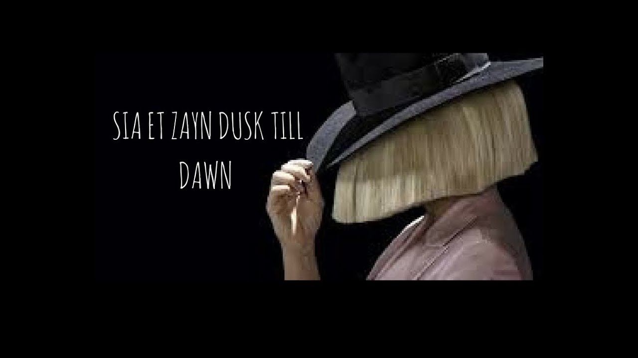 Dusk till dawn  Zayn Malik feat Sia Karaoké