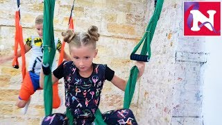 Gymnastic Challenge TRY REPEAT // Miss Nicole Gymnastic