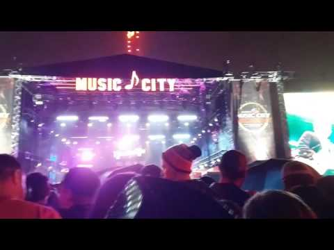 Jack Daniel's music city midnight: new year's eve