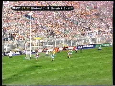 All Ireland Senior Hurling Quarter Final 2001 (3 of 8)