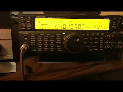 6O6O DXpedition Somalia - Calling CQ 30 Meters
