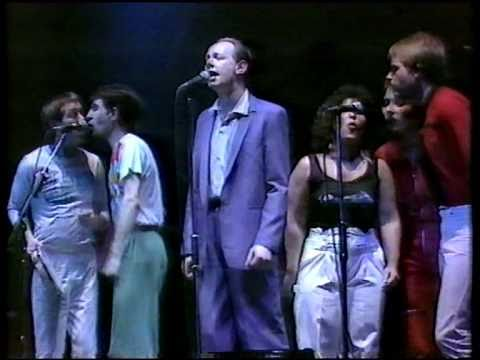 Joe Jackson - Is She Really Going Out With Him? (Live, The Regal Theatre, Hitchin, 1983)