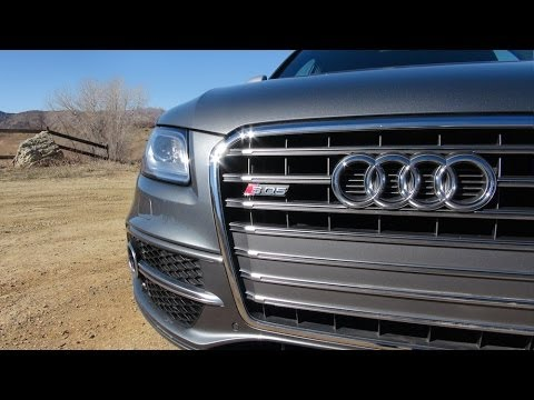 2014 Audi SQ5 0-60 MPH Test & Review