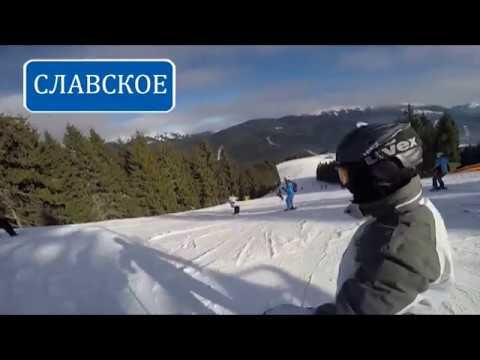 Лучшие горнолыжные курорты в Украине