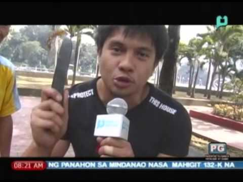 [Good Morning Boss] JuanLife: Aikyoi Martial art