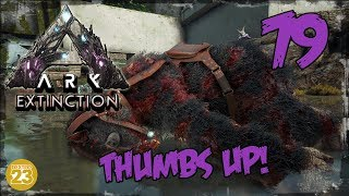 These things are fun! Crafting an Enforcer! - Ark Extinction
