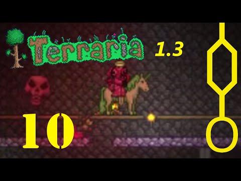 Terrawria 1.3 [Expert Mode Coop] #10: Horschestra