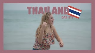 Thailand dag 1 | Resan dit
