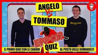 Annusare i Piedi al Bar - [EPPOI, Il primo Quiz con le Candid] - theShow