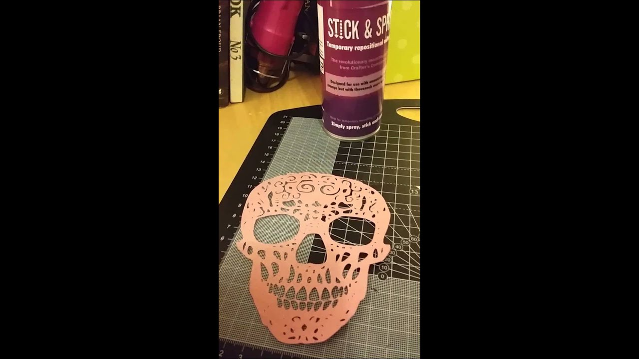 Cricut explore altered skull lampshade tutorial youtube cricut explore altered skull lampshade tutorial aloadofball Image collections