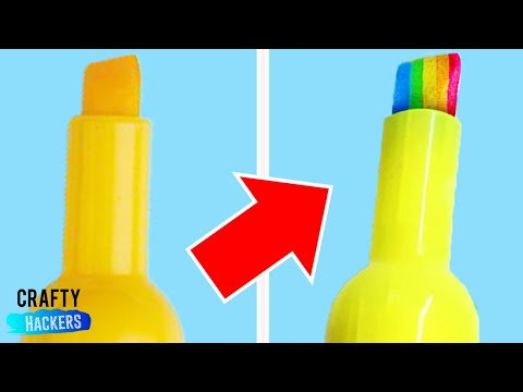 BACK TO SCHOOL! 10 WEIRD BUT AMAZING SCHOOL HACKS YOU NEED TO TRY