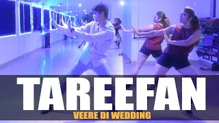 Tareefan - Veere di Wedding | Dance Choreography | Badshah | GunRush