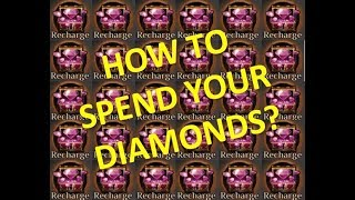 Final Fantasy Awakening: How to spend your diamonds? Part 1