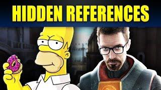 Top 10 Hidden Valve Easter Eggs In TV & Movies