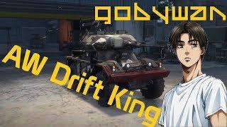 Armored Warfare - Drift King 2017