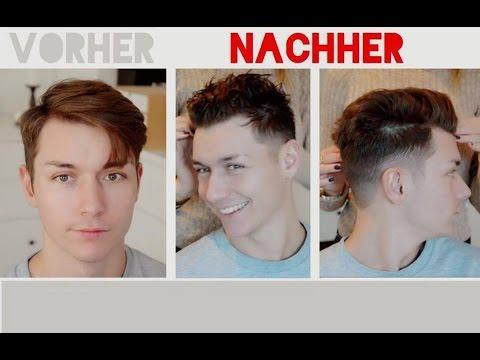 Haare Schneiden Und Stylen Männer Youtube