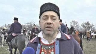 9. Pokladno jahanje - Stari Mikanovci 2016  (reportaža)