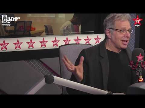 Richard Lowenstein On The Chris Evans Breakfast Show With Sky