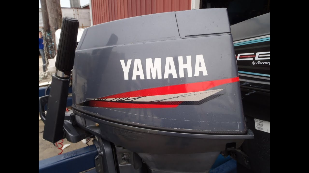 6m4319 used 1999 yamaha 30mshx 30hp outboard 2 stroke for Yamaha 30hp 2 stroke