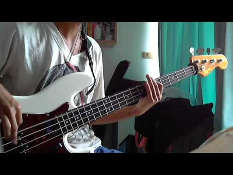 Bodyslam - แสงสุดท้าย (Ver.1) (Bass Cover by REZNOOT)