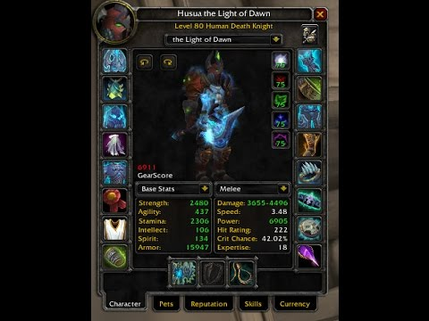 Wow death knight best in slot items vivo sim slot