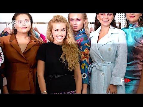 IVA NEROLLI Spring Summer 2019 Ukrainian FW - Fashion Channel