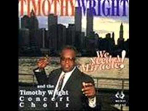 Timothy Wright - Be Alright 1 & 2