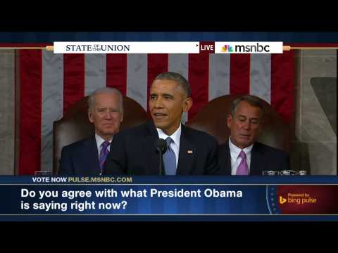 President Obama to Congress: Try to live on minimum wage