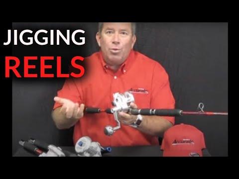 Accurate Jigging Reels