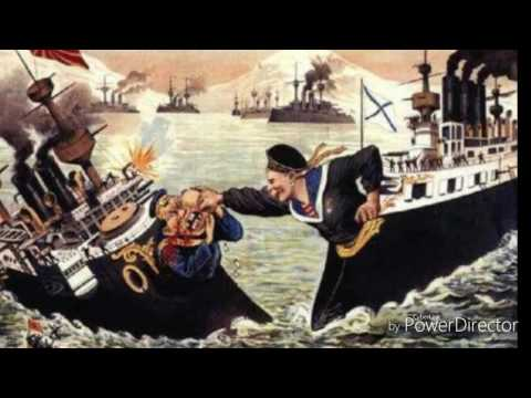 The Russo Japanese War