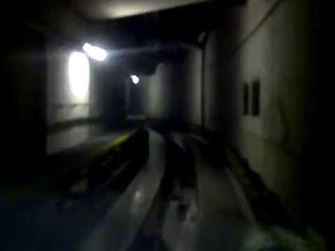 Italy 2012 ~ Underground train ride on my Italy tour